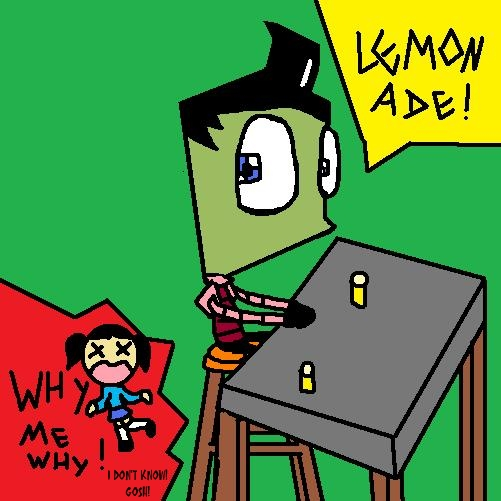 Lemonade!!!! i think. . . by Cutediepie
