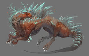 jade dragon by extend400