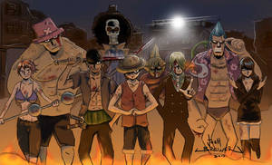 The Straw Hats