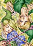 ATC: Fado and Link by 1000Dreams