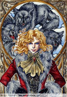 ATC: Lestat the Wolf Hunter by 1000Dreams