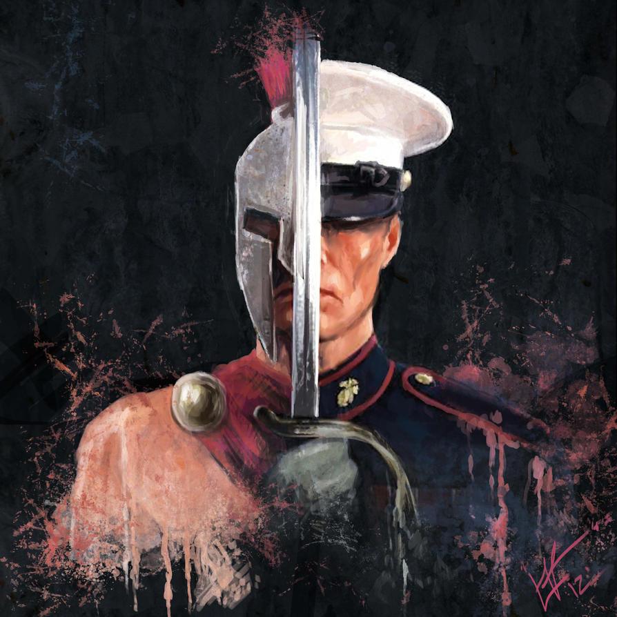 Spartan blood by Silverider on DeviantArt