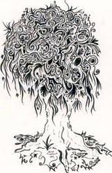 Tree by BriaKitty