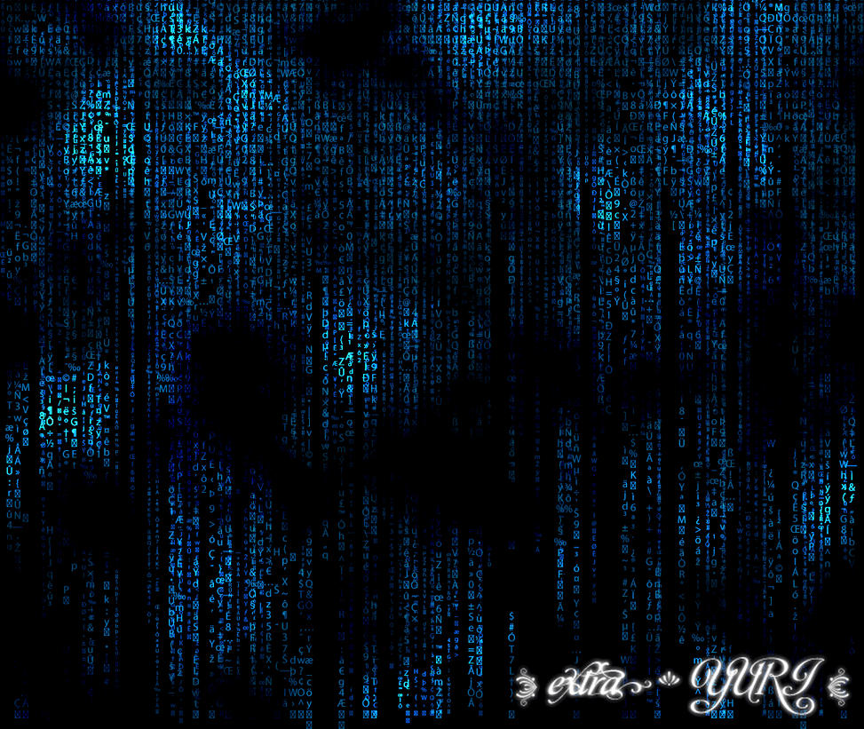 Matrix Code by extraYURI on DeviantArt