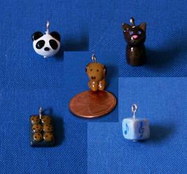 Charm Set 1 by pixipanda