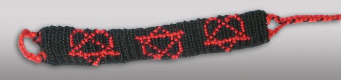 HIM Bracelet by pixipanda