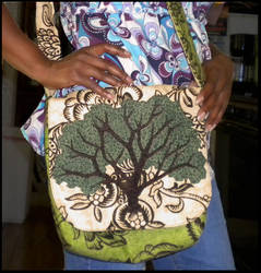 Tree Bag by pixipanda
