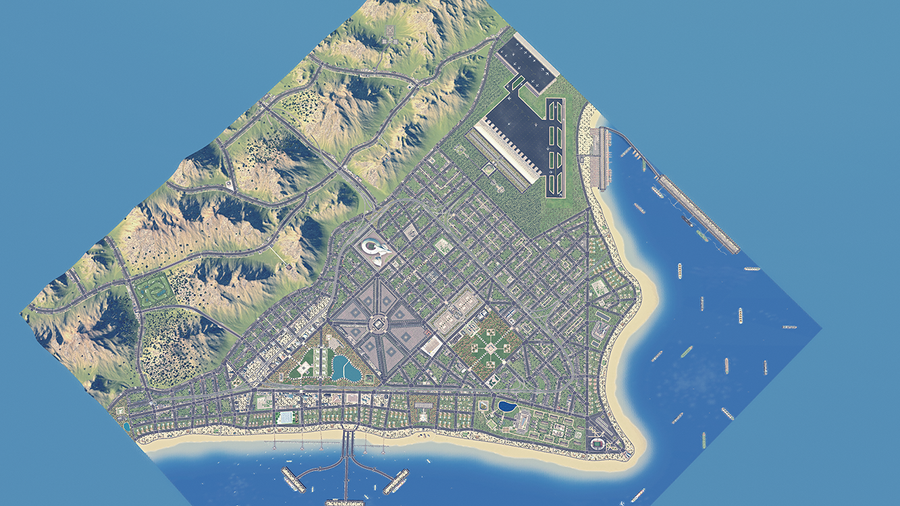 Cities xl chaniago city map day by ovarz on deviantart cities xl chaniago city map day by ovarz gumiabroncs Images