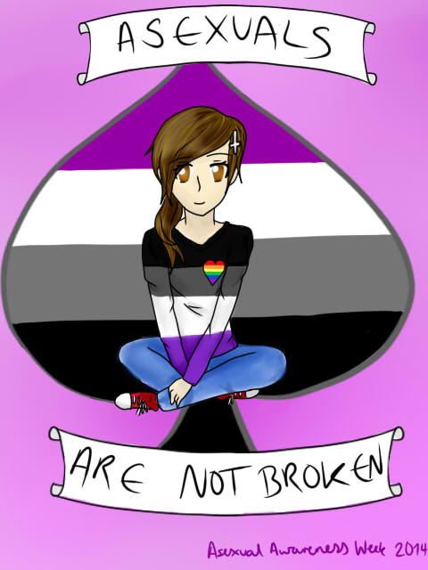 Asexual Awareness Week 2014 by FairyTailForever123