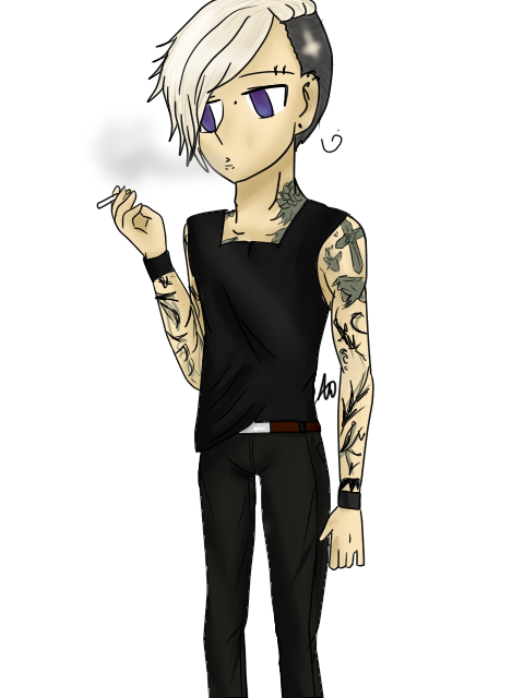 Punk!Nor by FairyTailForever123