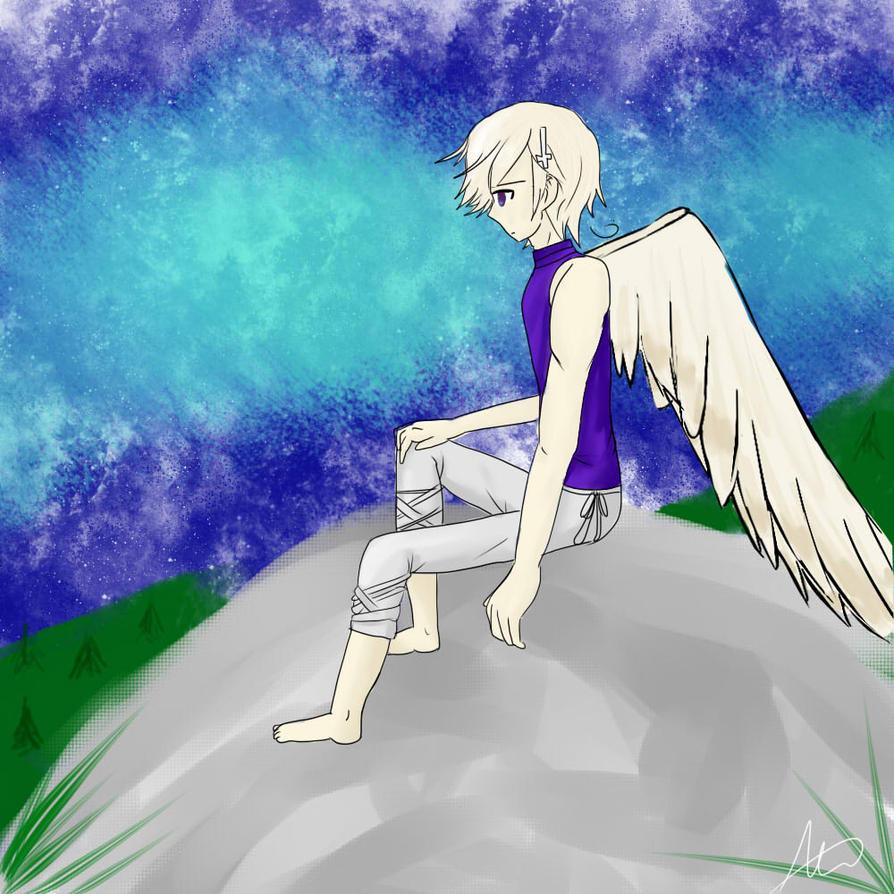 Aurora Borealis by FairyTailForever123