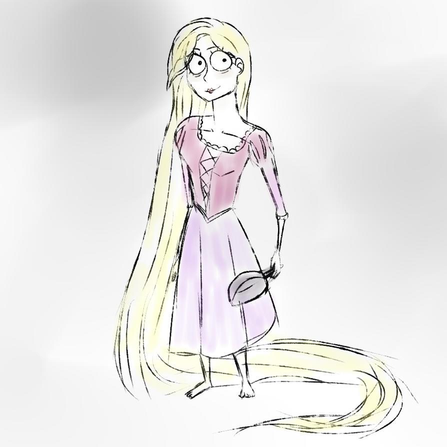 [TTS] Rapunzel by FairyTailForever123