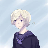 [APH] Norge - redraw by FairyTailForever123