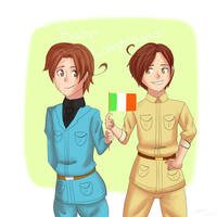 [APH] Buon Compleanno! by FairyTailForever123