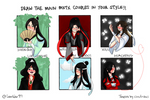 MXTX couples! by FairyTailForever123