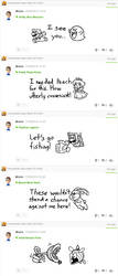 Miiverse Drawings - 03 by MrBrMario