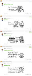 Miiverse Drawings - 07 by MrBrMario