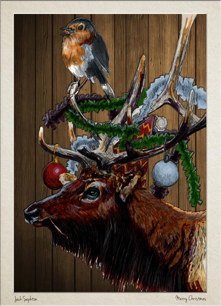Alternate Christmas Tree by JackSephton