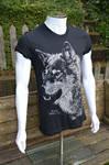 Wolf - Black Rhino Co. T-shirt