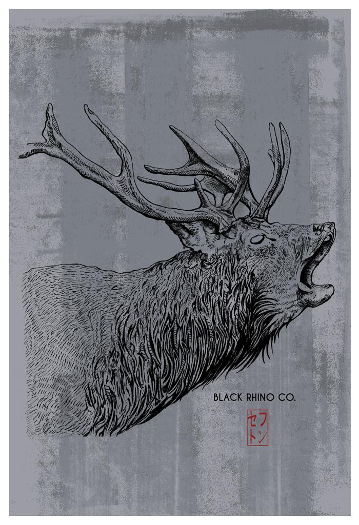 Black Rhino Co. [Elk/Steel Grey] by JackSephton