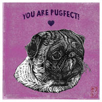 Happy Puggentines! by JackSephton