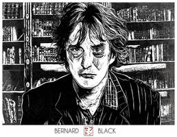 Bernard Black by JackSephton