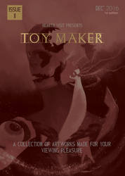 Hearth Visit Issue 2, Toy Maker (Front Cover)