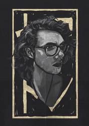 Jack Sephton - Self Portrait 2017