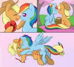 AppleDash Hearts and Hoove's Day