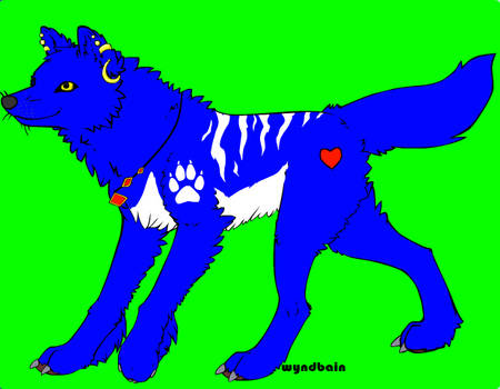 Alice Bluewolf Ref