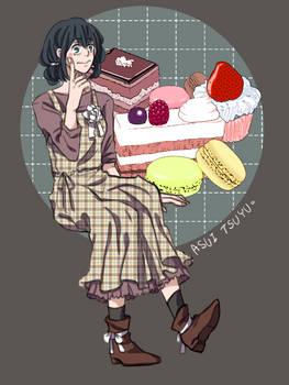 Sweet Tsuyu