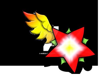 PassionFlowerStar by Angelic-Cutie