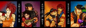 Street Punk Boys x Artists Family