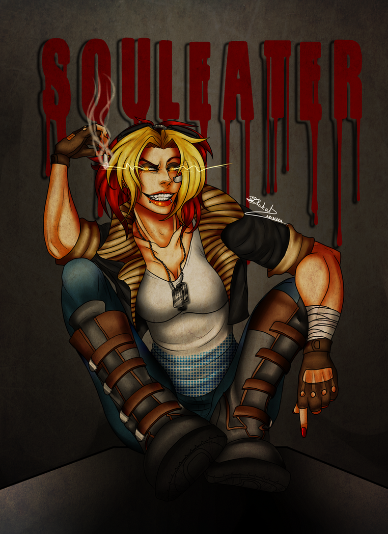 Souleater- Meet Your End by R-Blackout