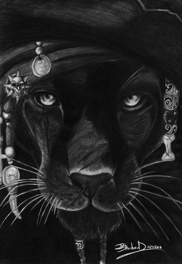 Black Panther Pirate by R-Blackout