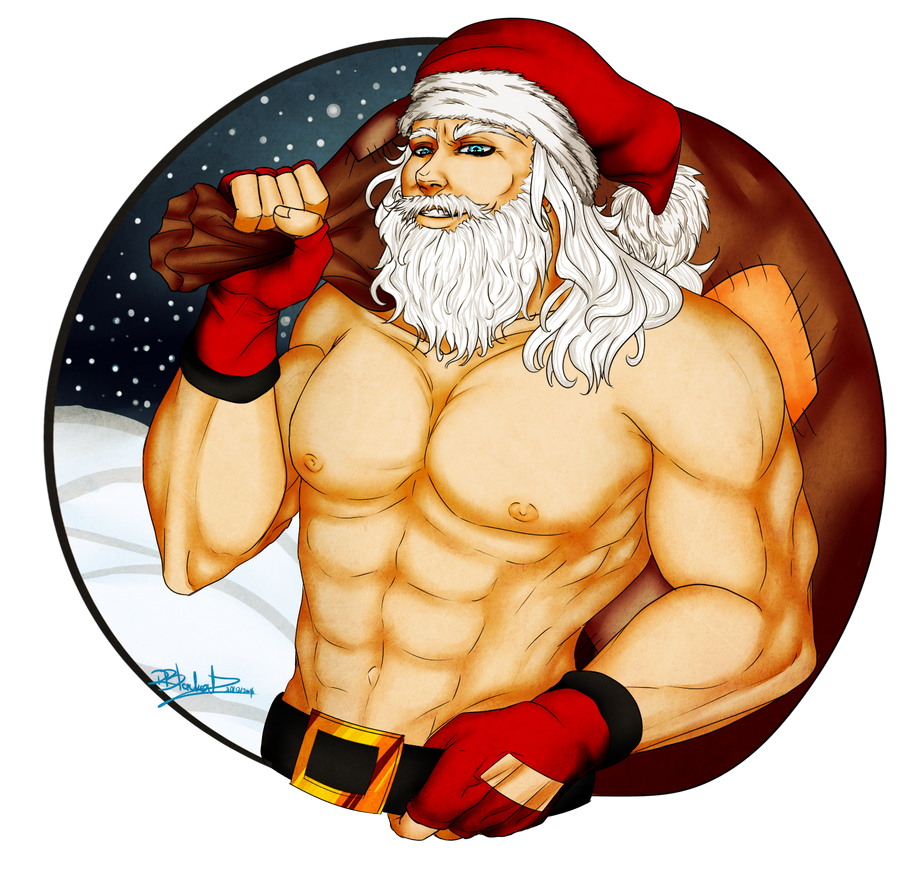 Merry Christmas and Happy Holidays, Ho Ho Ho! by R-Blackout on ...
