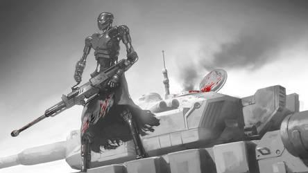 Terminator by Tetriandoh