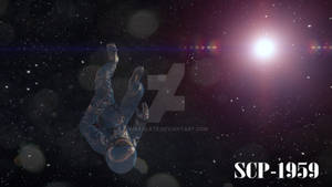 SCP-1959 The Lost Cosmonaut