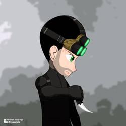 Splinter Cell by maxalate