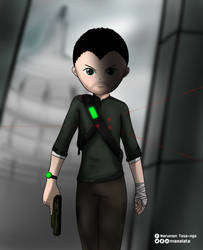 Splinter Cell: Conviction by maxalate