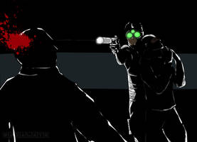 Ghost Recon Breakpoint Deep State, Sam Fisher