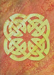 Watercolour knot