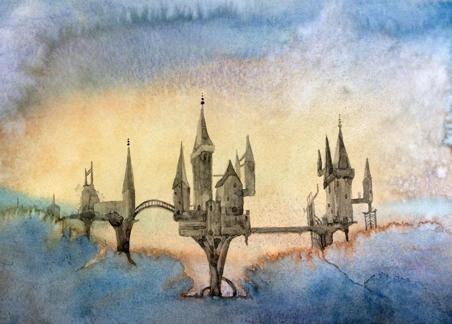Castles by JettieHier