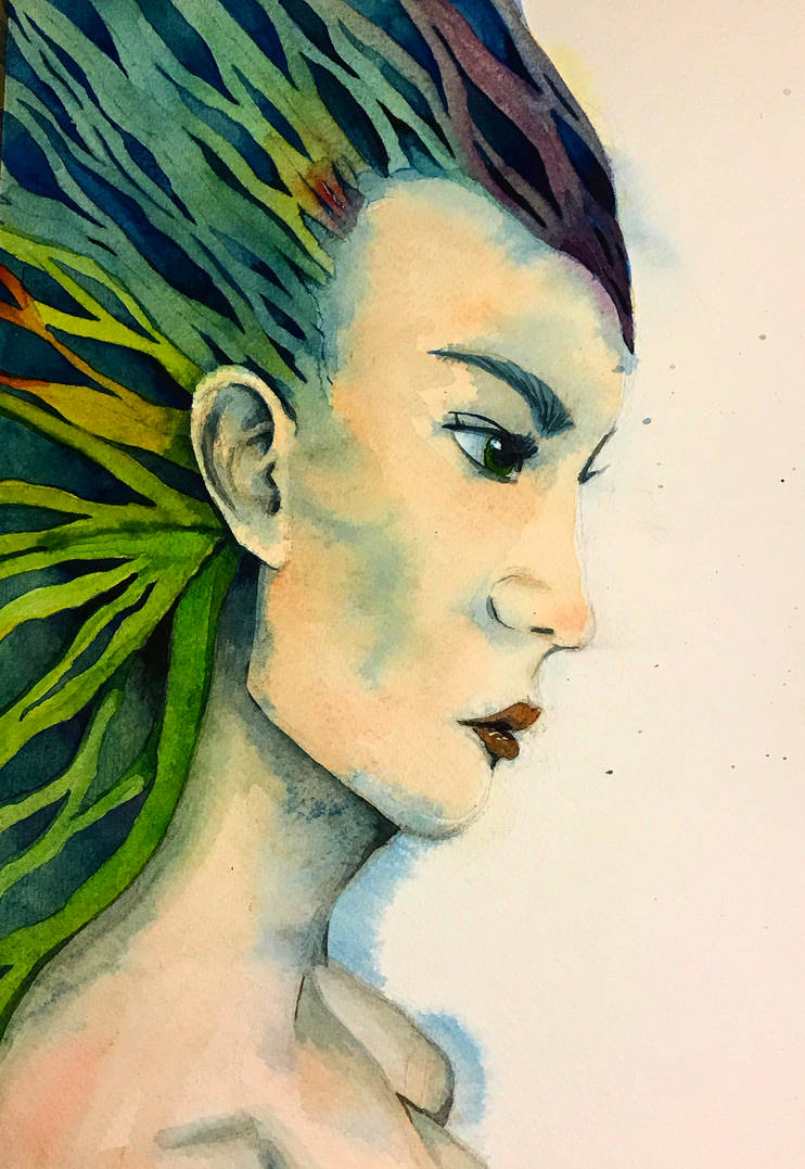 Androgynous by JettieHier