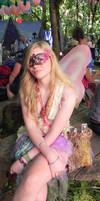 Beautiful Blond Fairy