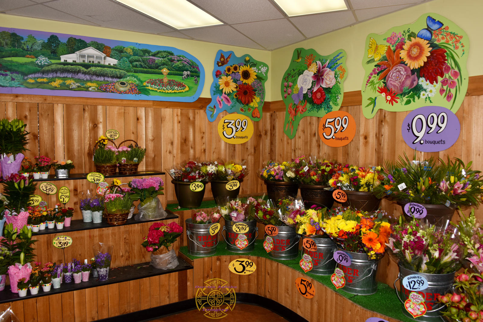 Trader Joes Flowers by Darrian Ashoka on DeviantArt