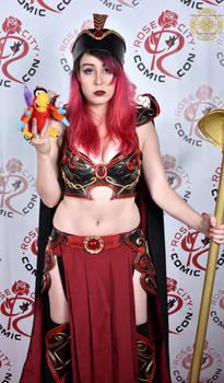 2016 Rose City Comic Con 804