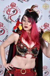 2016 Rose City Comic Con 808 by Darrian-Ashoka