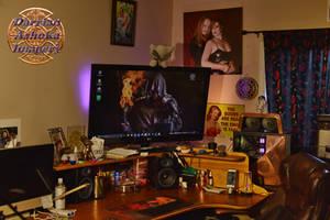 Desk at DAI