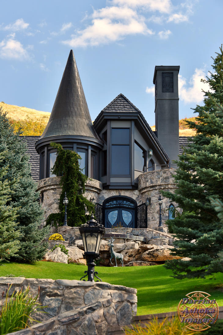 Utah house 2 by darrian ashoka on deviantart for Utah house